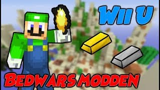 BEDWARS auf Wii U modden - so gehts! (Tutorial / Deutsch)