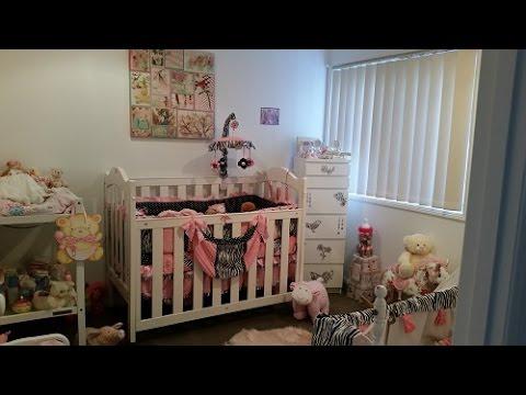 Christina Sreborns Reborn Baby Nursery Tour Finally