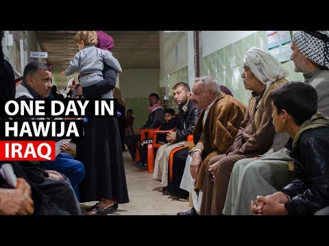 IRAQ | A Day With MSF In Hawija