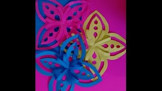 Flor de Papel – Artesanato