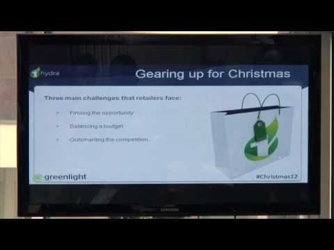 5. Greenlight's Christmas Conference - Hydra