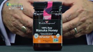 Wedderspoon 100% Raw Manuka Honey KFactor 16 is a HIT!