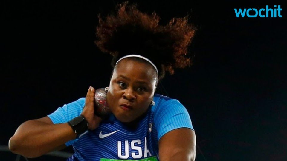 Shot Put Gold Won By USA's Michelle Carter - First Medal Since 1960