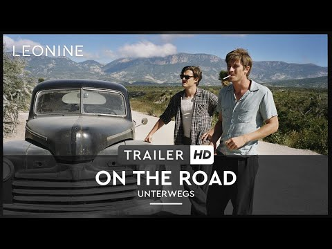 ON THE ROAD | Trailer | Deutsch