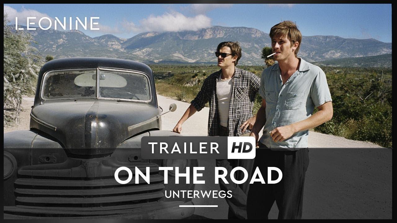 ON THE ROAD | Trailer | Deutsch