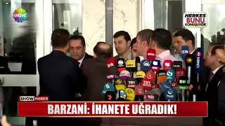 Barzani Quot Hanete U Rad K Quot