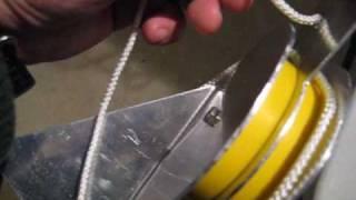 Part 7 Of 7-homemade Rudder System For A Kayak