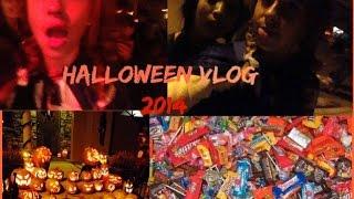 Halloween Vlog 2014☻ Thumbnail