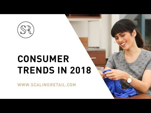 Live Talk at CMC: Consumer Trends in 2018