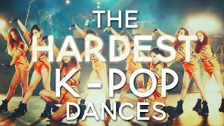 THE HARDEST K-POP DANCES (GIRLS Ver.)
