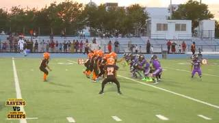 miami gardens ravens vs carol city chiefs 5u