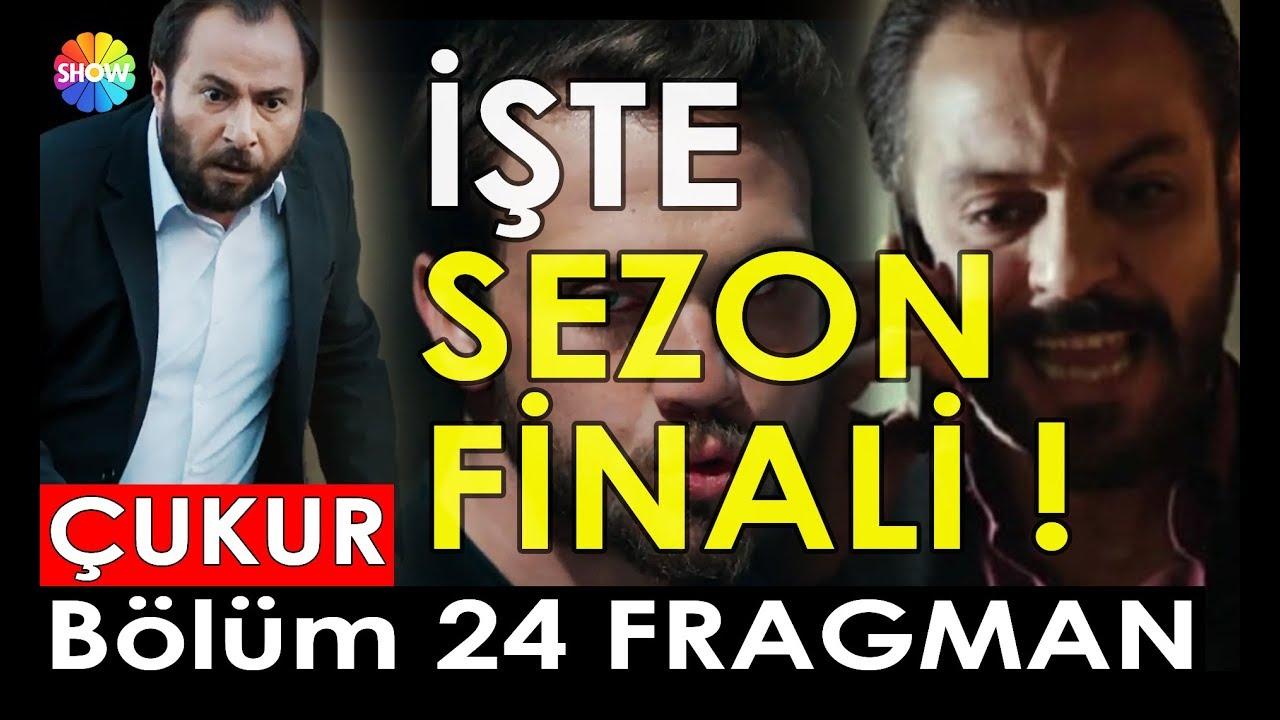 Çukur 24. Bölüm Fragman Sezon mu ? Final mi ? - YouTube