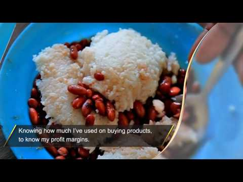 Women Small Scale Traders Promotional Video