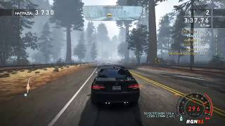 NFS: Hot Pursuit - Online Race - Performance Series - Charged Attack