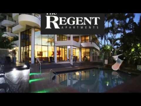 The Regent Apartments | Surfers Paradise, Gold Coast