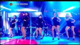 The Saturdays - Just Can't Get Enough (C...