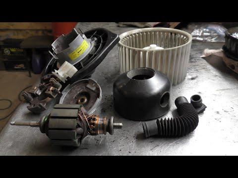 Ремонт мотора печки Suzuki Grand Vitara