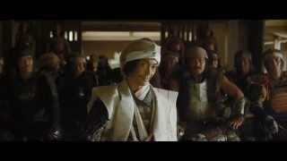 映画『のぼうの城』予告編。Japanese movie NOBOU NO SHIRO trailer 201...