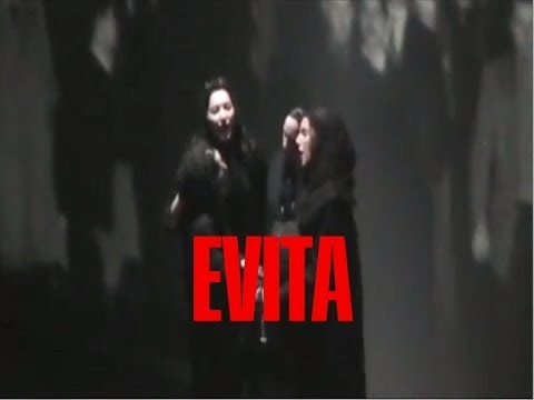 Evita on Broadway (with Ricky Martin & Elena Roger) - Part 1