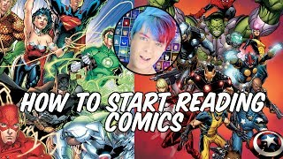 How to Start Reading Comics