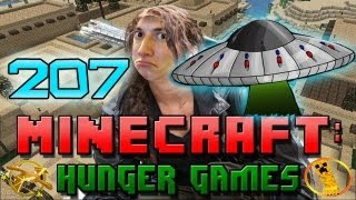 Minecraft: Hunger Games w/Mitch! Game 207 - MOTHERSHIP!