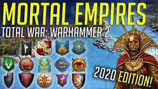 new! Total War: WARHAMMER 2 Mortal Empires Review (2020)