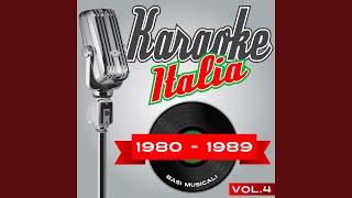 La vita che vuoi (Karaoke Version)