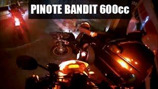 PINOTE DA BANDIT 600cc