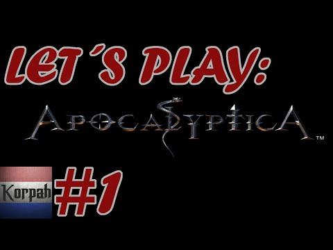 Apocalyptica  - Lets Play | Episode 1 | Jerusalem the Desert Base