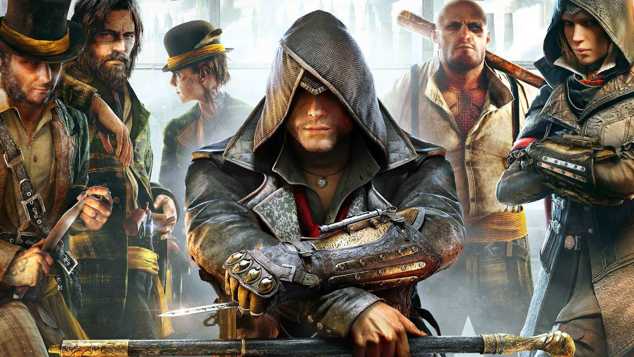 AC Syndicate Gameplay Trailer - 9 Minutes of Assassin's Creed Syndicate  Gameplay