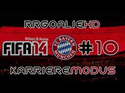 Fifa 14 | Karriere FC Bayern München #010 | Da sind sie, die Aggressionen! :D | RRGoalieHD