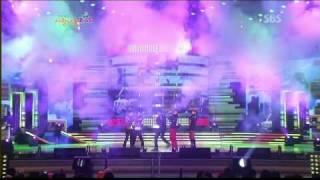 Big Bang 091108 SBS Love Concert Number 1 + Sunset Glow Performance HD