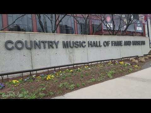 Country Music Hall of Fame | Nashville TN
