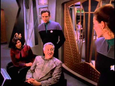 Star Trek: Deep Space Nine S5 U2022 E16 Pertaining To Dr Bashir I Presume