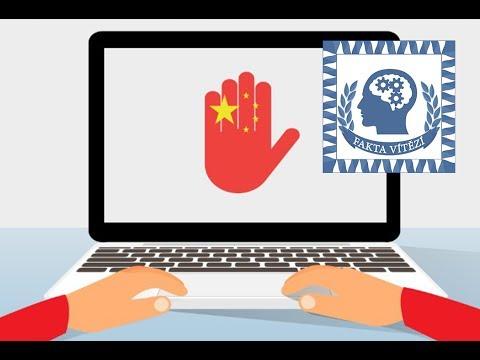 JAK FUNGUJE CENZURA NA ČÍNSKÉM INTERNETU? - Fakta Vítězí #5