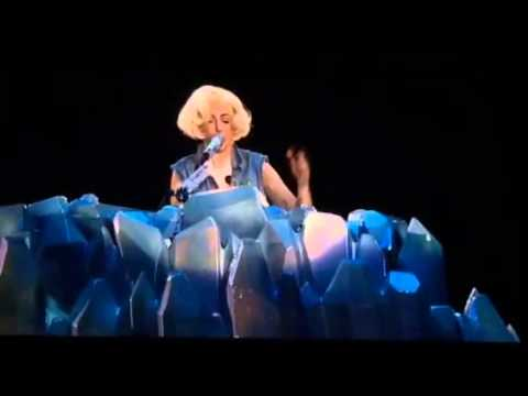 Artrave barcelona Lady gaga dope