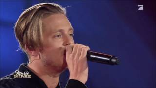 Ryan tedder produces, writes and sings... who cares he can't dance?