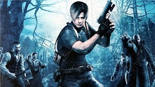 Resident Evil 4 Gameplay PC Full