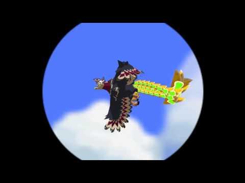 30 Minutes Wind Waker Framerate Hack gameplay