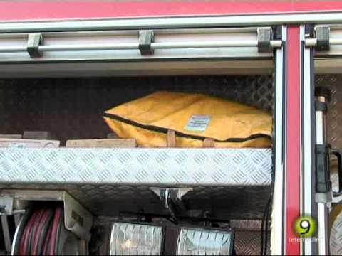 Reportaje Parque de bomberos de Medina del Campo
