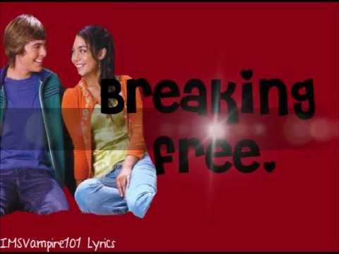 High School Musical - Troy & Gabriella