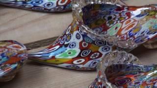 Making Millefiori Glass