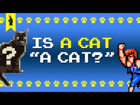 Is A Cat A Cat? (Derrida + Double Dragon) – 8-Bit Philosophy