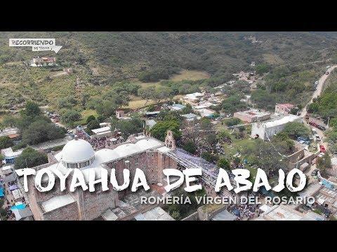 Fiesta Patronal De Toyahua De Abajo, Mpio. De Nochistlán De Mejía, Zacatecas