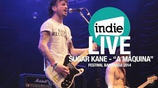 Indie LIVE: Sugar Kane - A Máquina @ Festival Bananada 2014