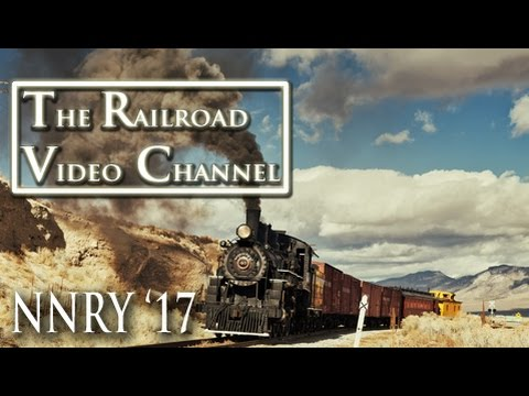 Nevada Northern Railway Multimedia Slideshow - Winter Steam Photoshoot, February 16-19 2017