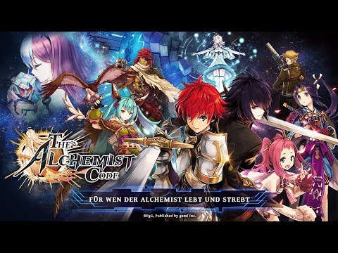 THE ALCHEMIST CODE - German Global Trailer
