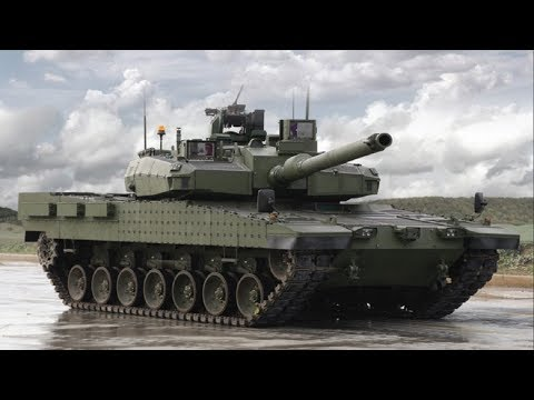 15 Mİlli Altay Tankı 2020'de Sahada..!