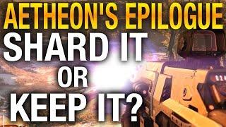 Shard it or Keep It? - Atheon