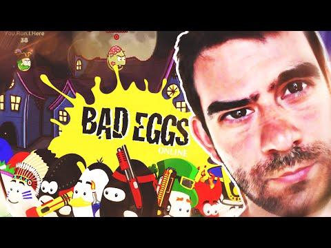 Darmowe Gry Online - Bad Eggs Online 2 - 1v1v1v1